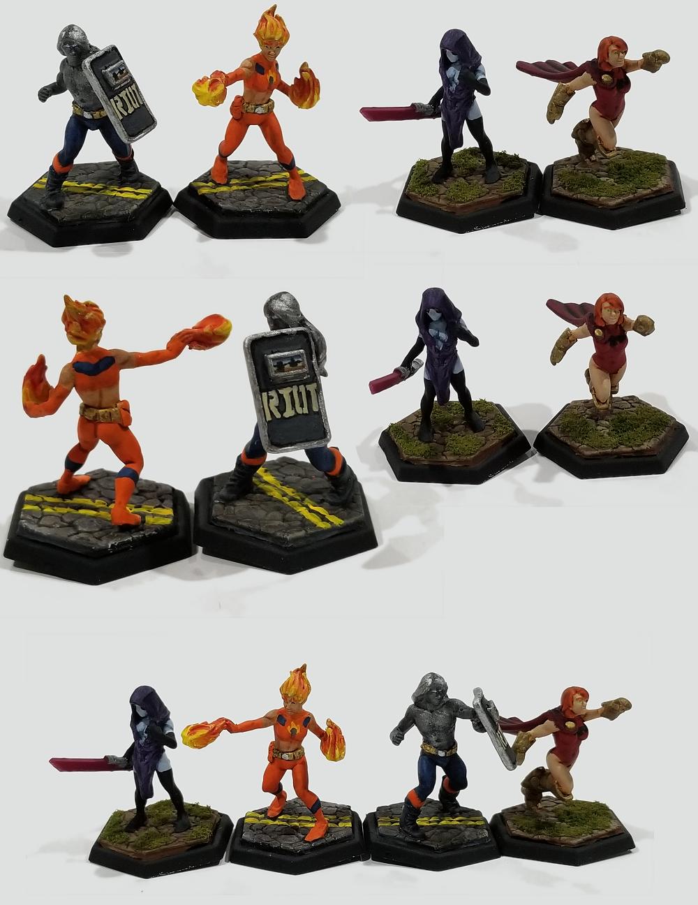 Miniatures Part 1